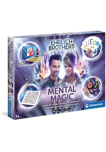 """Clementoni® Zauberkasten """"Ehrlich Brothers  -  Mental Magic"""" kaufen"""