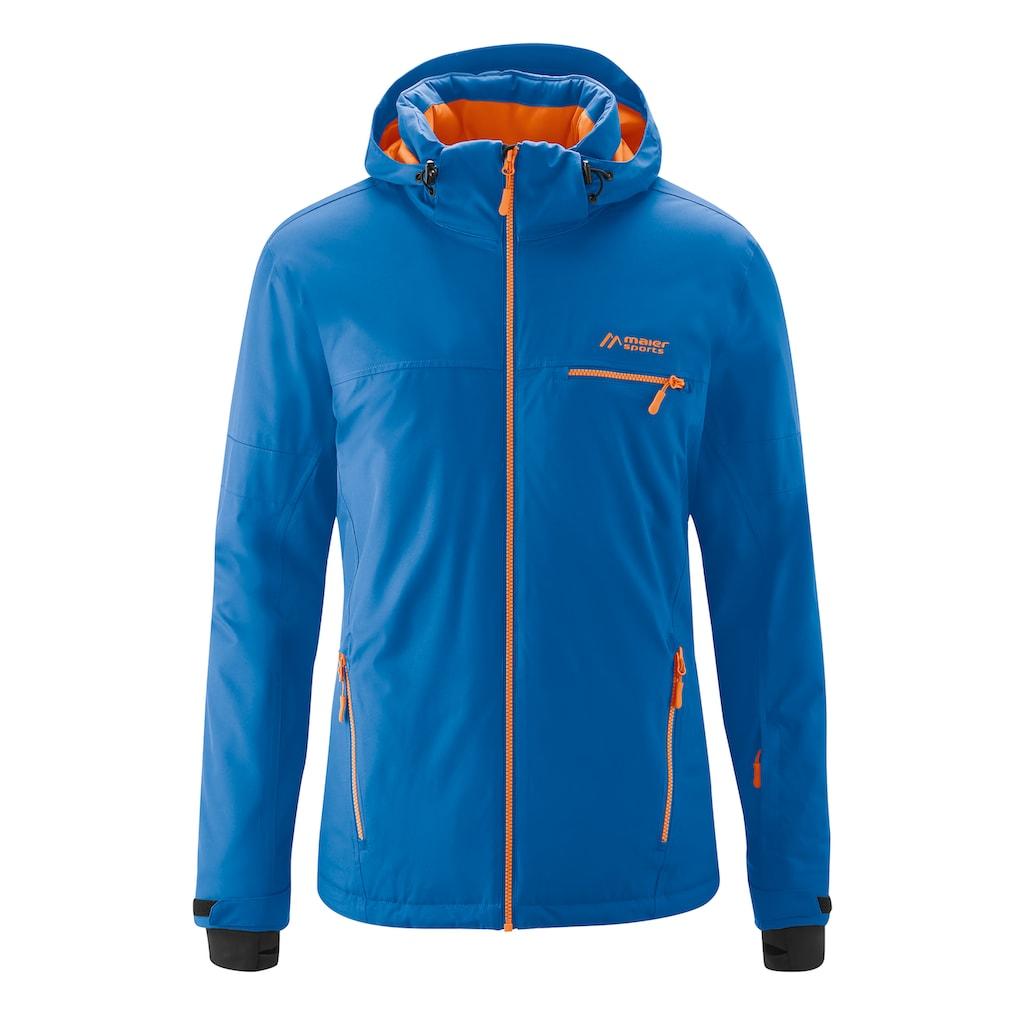 Maier Sports Skijacke »Kasimir«, Sportive Skijacke mit dynamischem Design