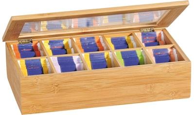 KESPER for kitchen & home Teebox, (1 tlg.) kaufen