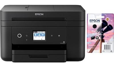 Epson »WorkForce WF - 2860DWF« Multifunktionsdrucker (WLAN (Wi - Fi),LAN (Ethernet),NFC) kaufen