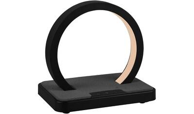 TRIO Leuchten LED Tischleuchte »BEAT, LED Tischlampe mit Bluetooth Lautsprecher«,... kaufen
