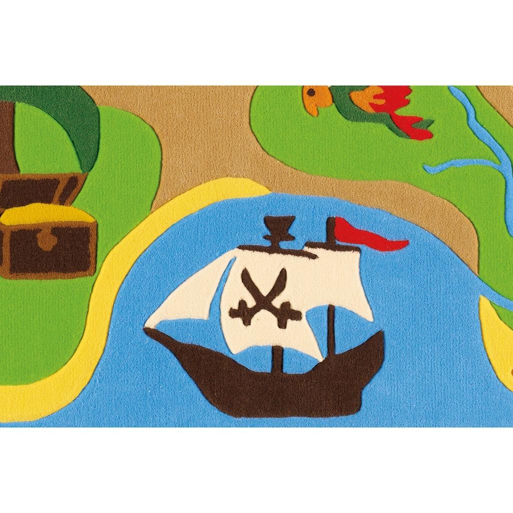 Arte Espina Kinderteppich »Joy 4192«, rechteckig, 11 mm Höhe