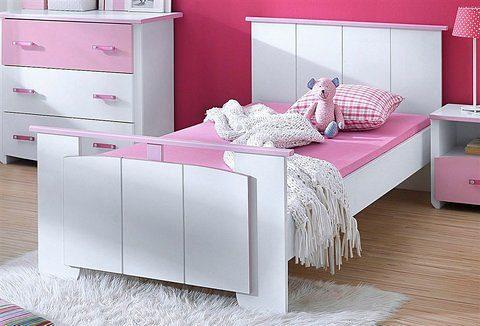 Parisot Bett »Biotiful«, Breite 103 cm