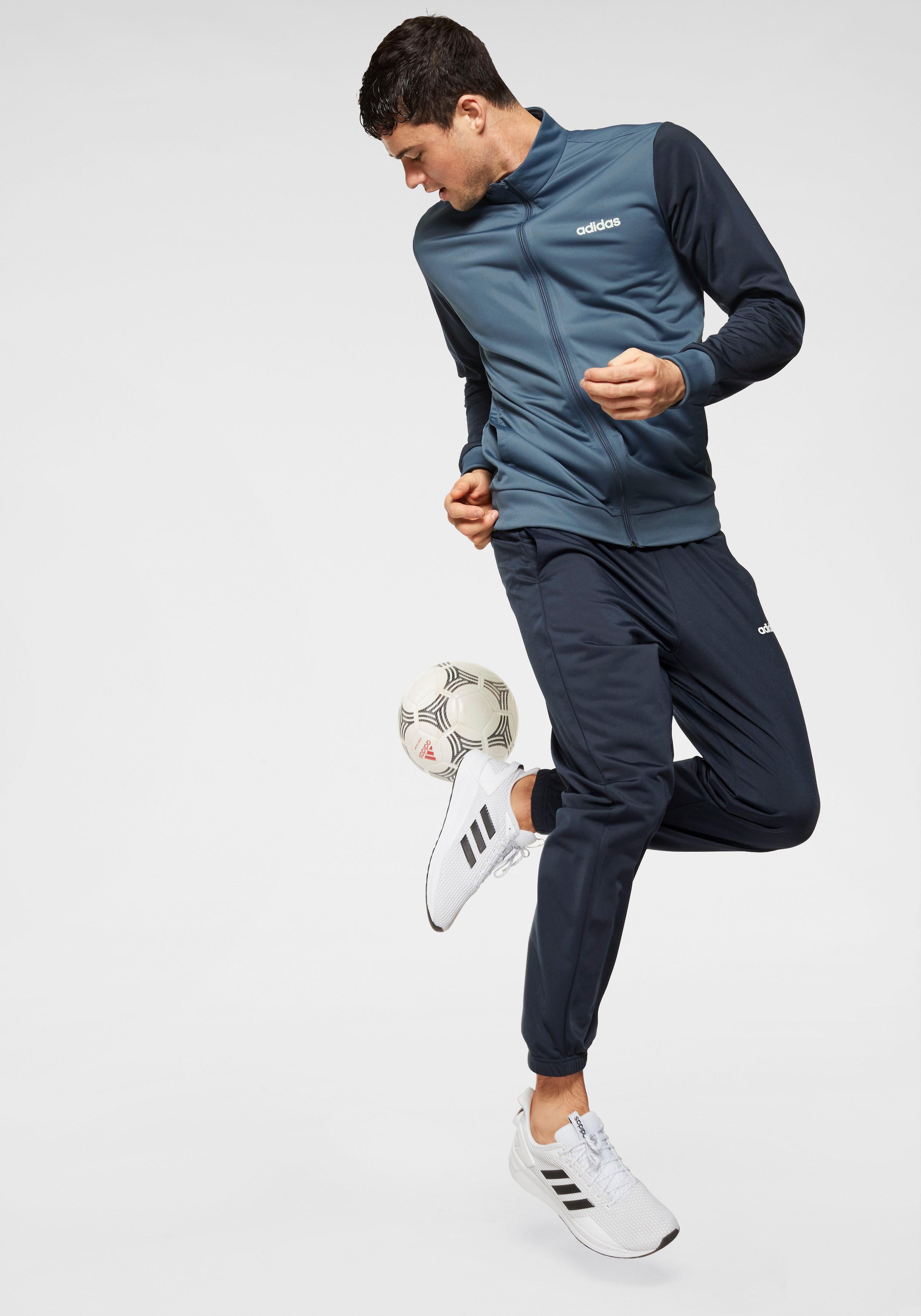 adidas Trainingsanzug TRACKSUIT LINEAR TRIC (Set 2 tlg) | Sportbekleidung > Sportanzüge | Adidas