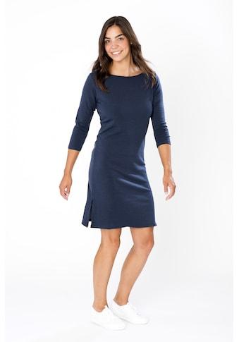 SUPER.NATURAL Sweatkleid »W COZY DRESS« kaufen