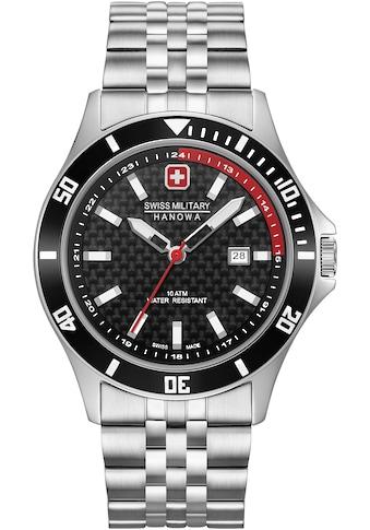 Swiss Military Hanowa Schweizer Uhr »FLAGSHIP RACER, 06-5161.2.04.007.04« kaufen