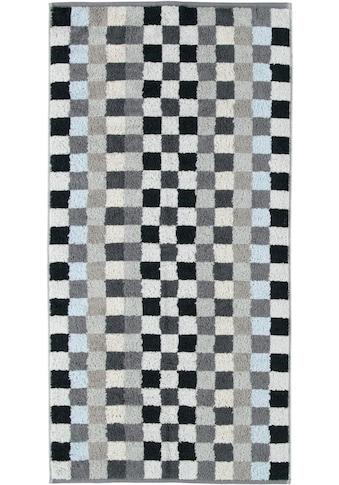 Cawö Handtücher »Unique Kariert«, (2 St.), mit Karos kaufen