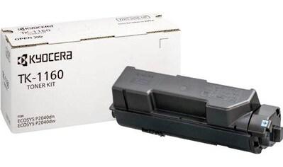 Kyocera Tonerpatrone »TK-1160, original, 1T02RY0NL0, sschwarz« kaufen