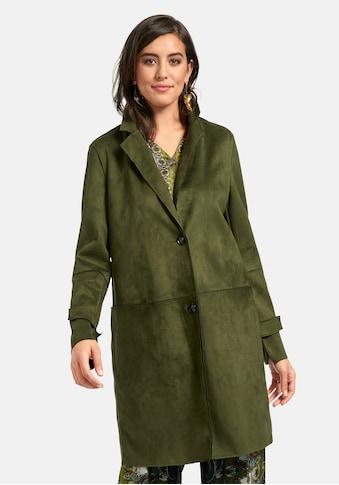 Emilia Lay Kurzmantel »Kurzmantel«, mit Reverskragen kaufen