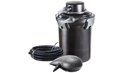 HEISSNER Teichfilter »SMARTLINE HLF4000 - Set«, mit UVC - Klärer, Förderleistung:2.200 l/h kaufen