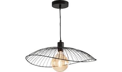 Nino Leuchten Pendelleuchte »Cary«, E27, 1 St., Hängeleuchte, Hängelampe kaufen