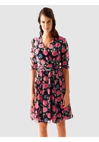 Laura Kent Druckkleid, im modischen Blumendruck kaufen