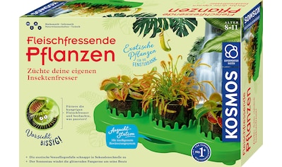 """Kosmos Experimentierkasten """"Fleischfressende Pflanzen"""" kaufen"""