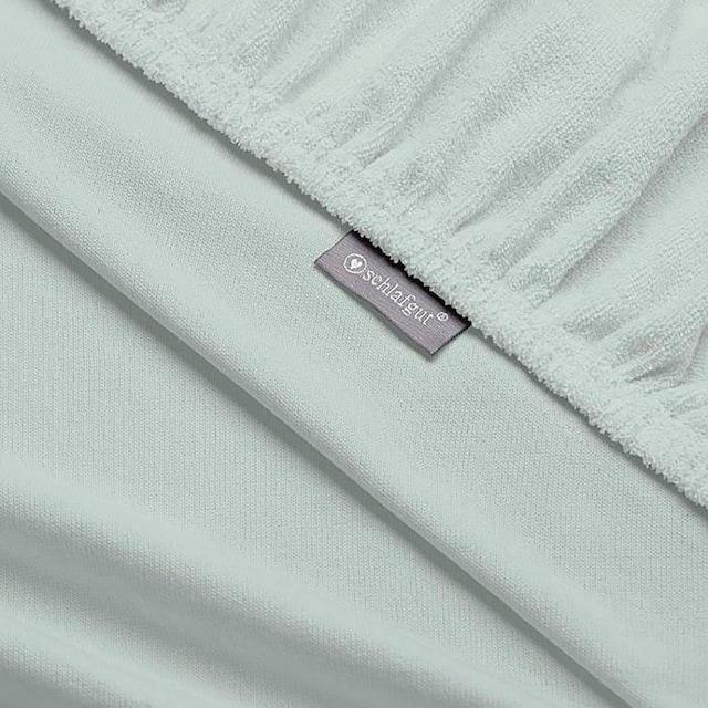 Spannbettlaken »Frottee-Stretch«, Schlafgut