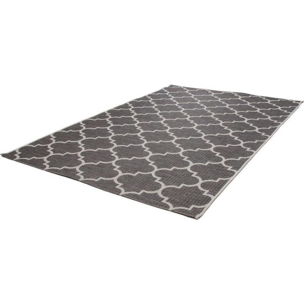 LALEE Teppich »Sunset 604«, rechteckig, 7 mm Höhe, In- und Outdoor geeignet, Wohnzimmer