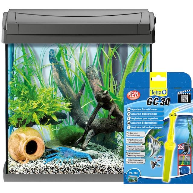TETRA Aquarien-Set »AquaArt LED«, BxTxH: 38,5x28x43 cm, 30 Liter, inkl. GC30 Bodenreiniger