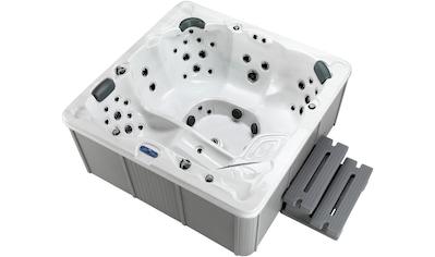 American Spa Whirlpool »Alabama«, 5-tlg., BxLxH: 211x211x82 cm kaufen