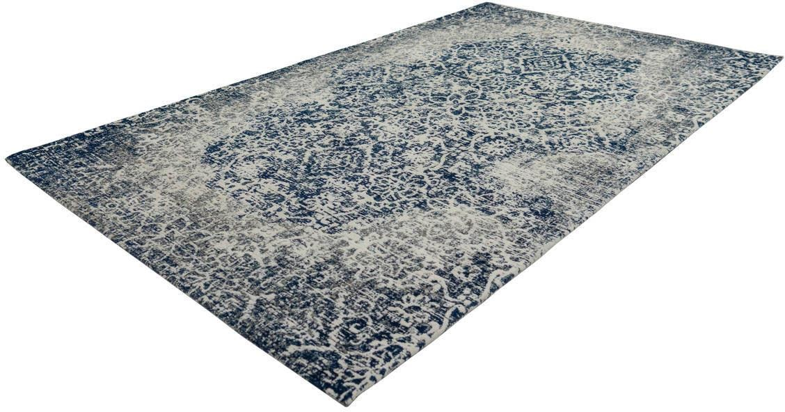 Teppich River 140 Kayoom rechteckig Höhe 10 mm handgewebt