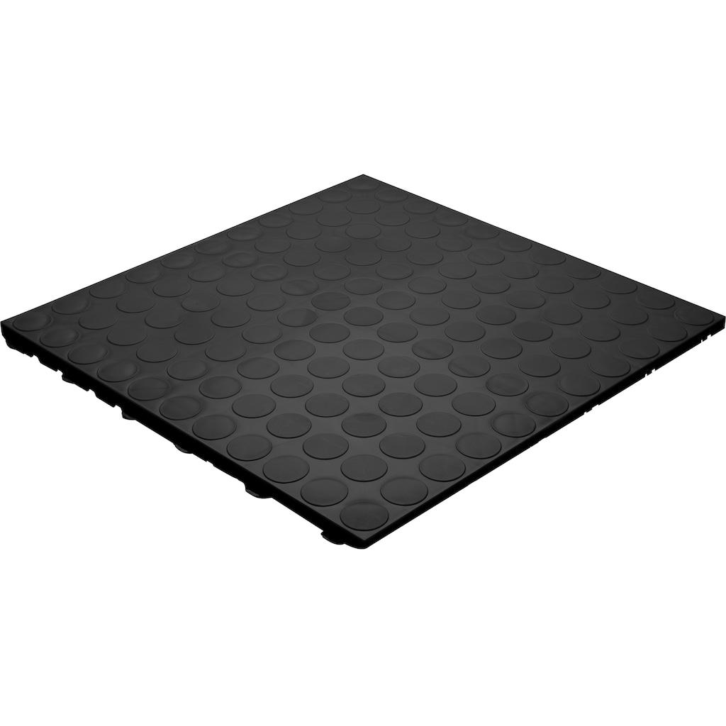 florco® Terrassenplatten »spot«, Klickfliesen