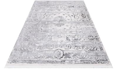 Festival Teppich »Mood 5740«, rechteckig, 11 mm Höhe, Vintage Optik, Wohnzimmer kaufen