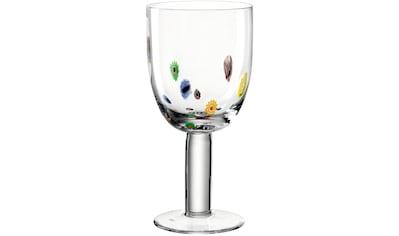 """LEONARDO Rotweinglas """"Millefiori"""" (6 - tlg.) kaufen"""