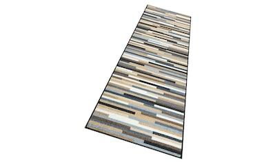 Läufer, »Mikado Stripes«, wash+dry by Kleen - Tex, rechteckig, Höhe 7 mm, gedruckt kaufen