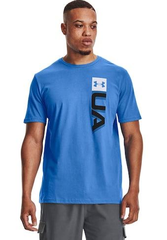 Under Armour® T-Shirt »UA BOXED WORDMARK SS« kaufen