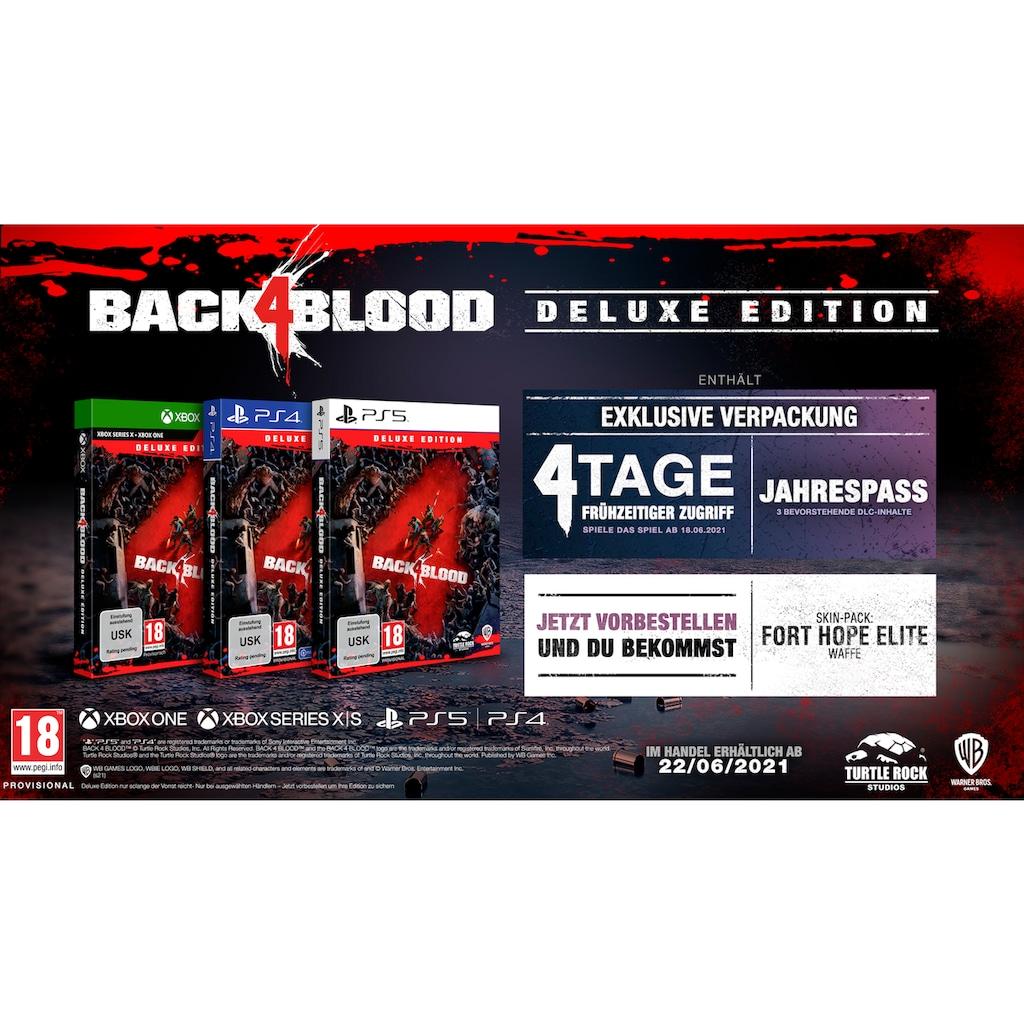 Warner Games Spiel »Back 4 Blood Deluxe Edition«, PlayStation 4