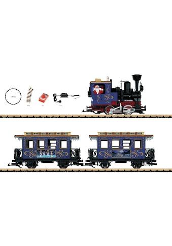 "Märklin Modelleisenbahn - Set ""LGB Weihnachtszug  -  L70305"", Spur G kaufen"