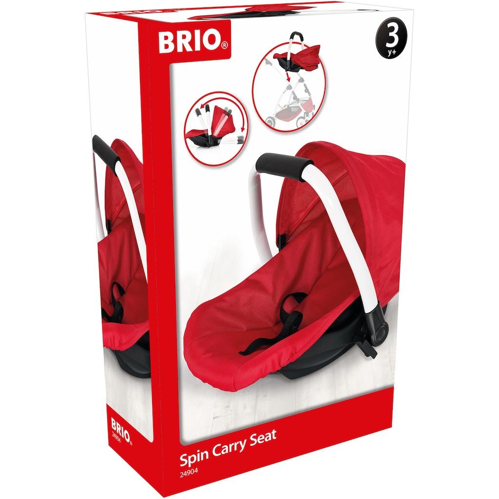 BRIO® Puppen Autositz »Puppen-Autositz für Spin Puppenwagen«, FSC® - schützt Wald - weltweit