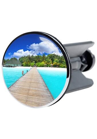 Sanilo Waschbeckenstöpsel »Malediven«, Ø 4 cm kaufen