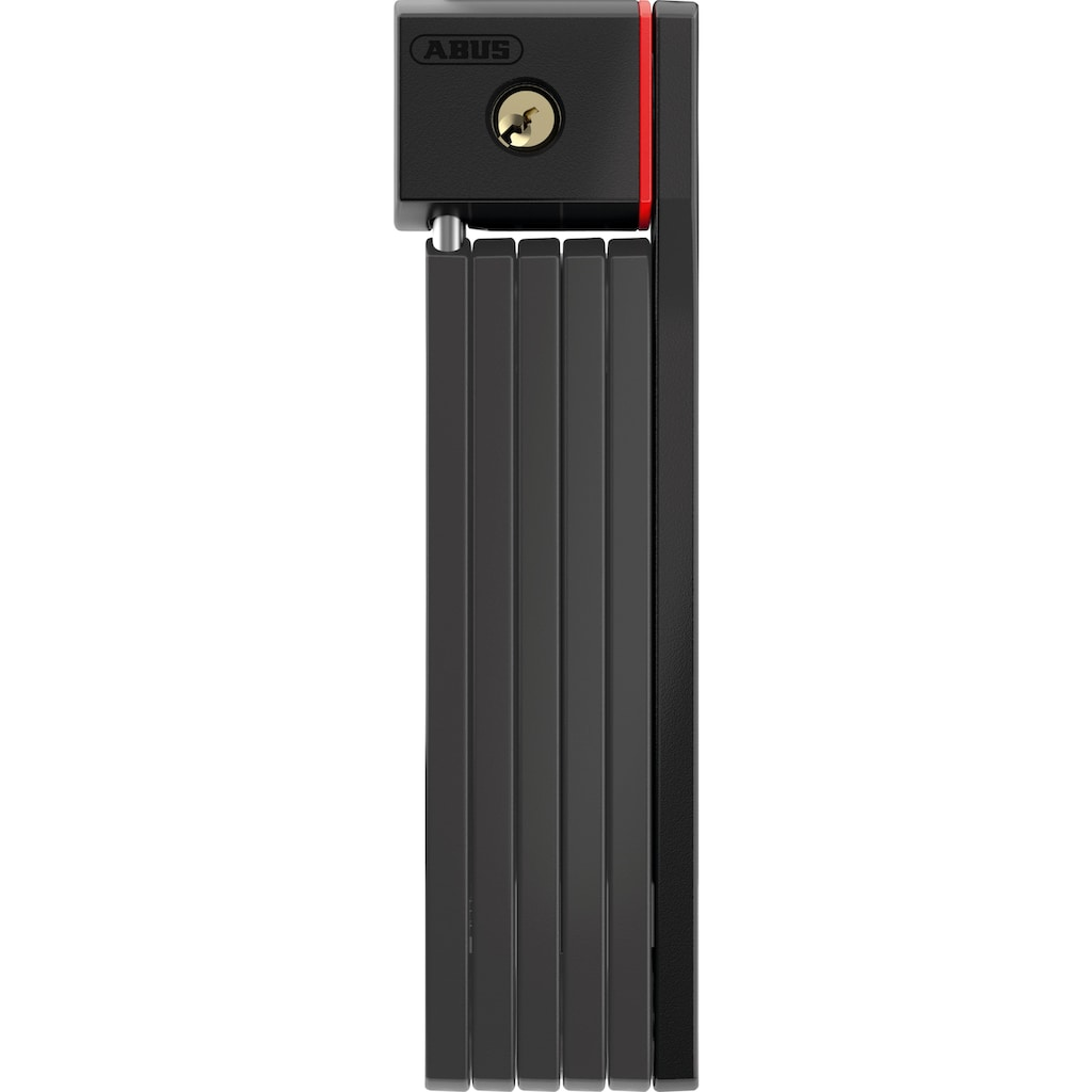 ABUS Faltschloss »5700/80 black ST«
