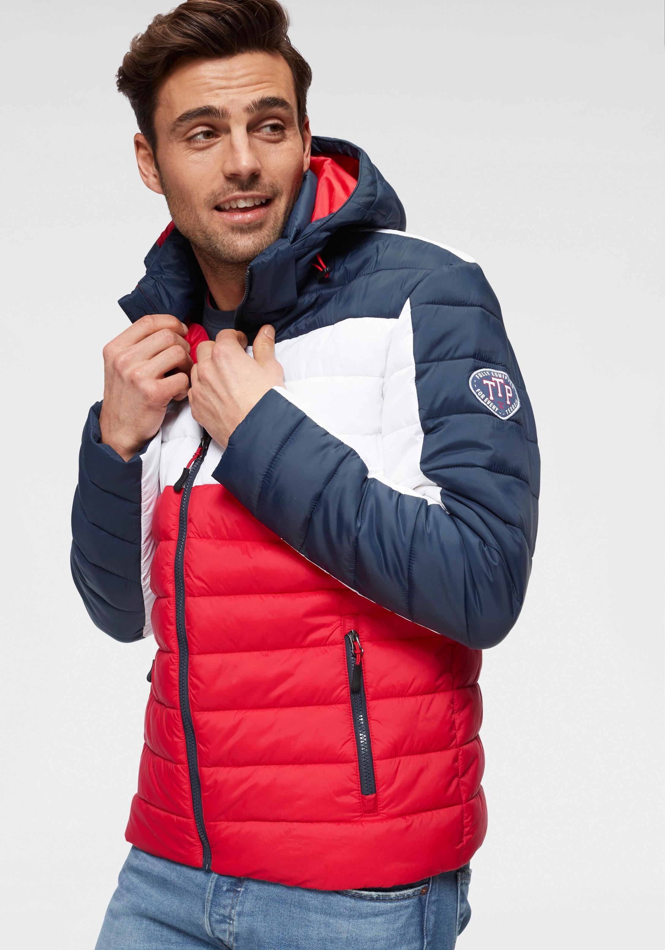 Lederjacken von tom tailor polo team für Männer günstig