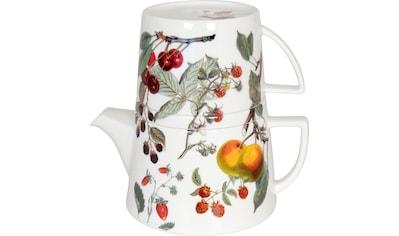 Könitz Kanne »Tea for me - Fruits«, 0,65 l, (Set, 1), 650 ml für 2 Tassem kaufen
