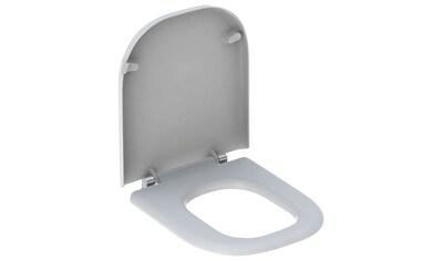 GEBERIT WC-Sitz »Renova Comfort«, weiß, barrierefrei kaufen