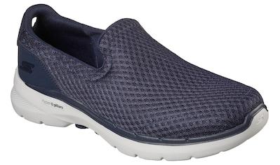 Skechers Slip-On Sneaker »GO WALK 6«, für Maschinenwäsche geeignet kaufen