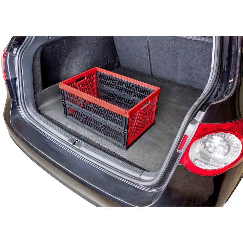WALSER Auto-Fußmatte, (1 St.), PU, zuschneidbar