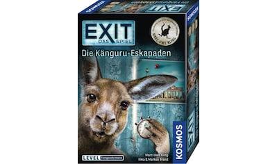 """Kosmos Spiel, """"EXIT  -  Die Känguru - Eskapaden"""" kaufen"""
