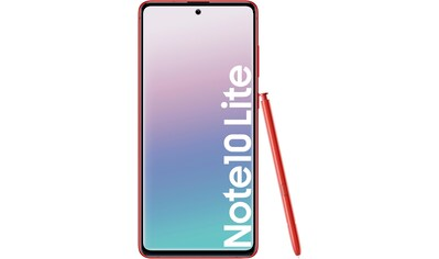 Samsung Galaxy Note10 Lite Smartphone (17,03 cm / 6,7 Zoll, 128 GB, 12 MP Kamera) kaufen