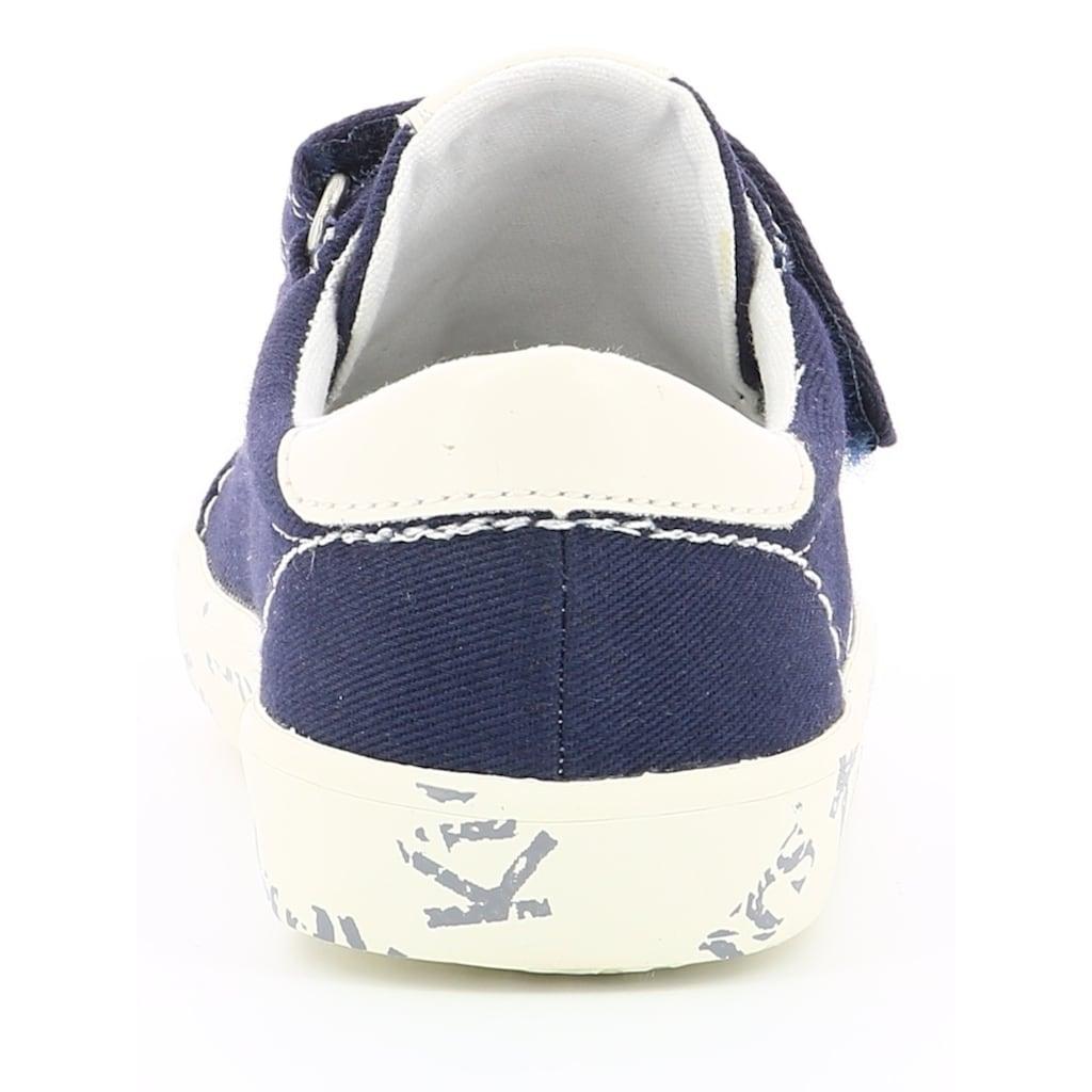 Kickers Sandale »Kawa«, mit doppeltem Klettverschluss