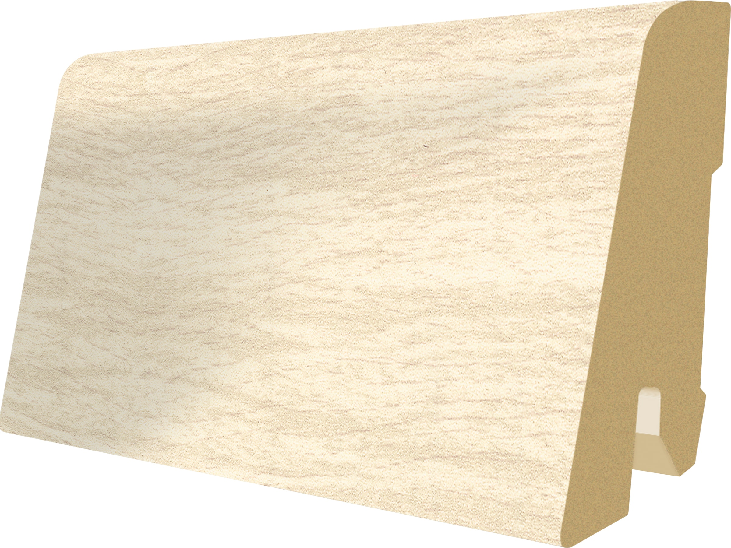 6 cm Sockelhöhe Nussbaum Colorado 240 Länge EGGER Sockelleiste L185