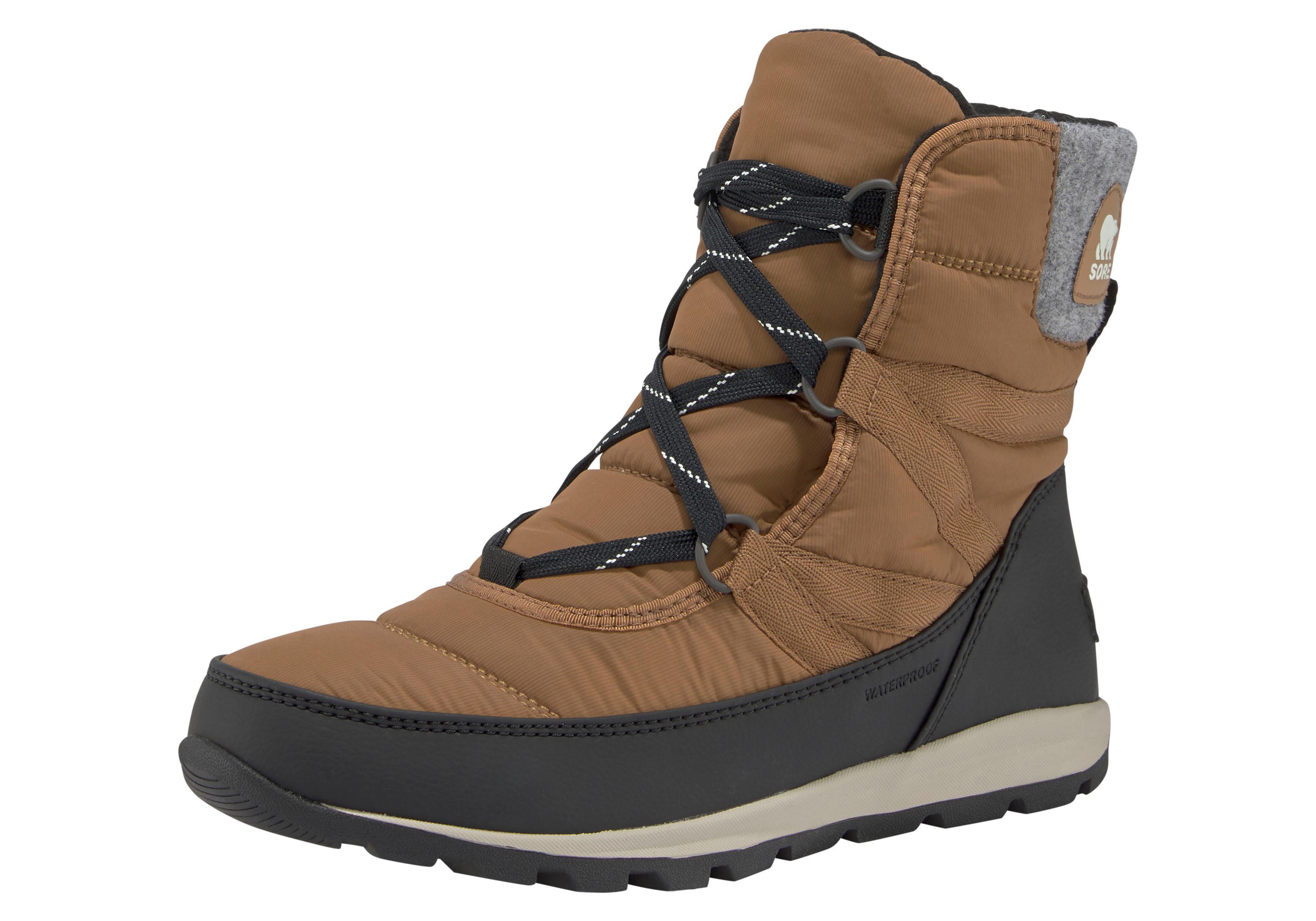 Sorel Outdoorwinterstiefel WHITNEY™ SHORT LACE | Schuhe > Outdoorschuhe > Outdoorwinterstiefel | Braun | Sorel