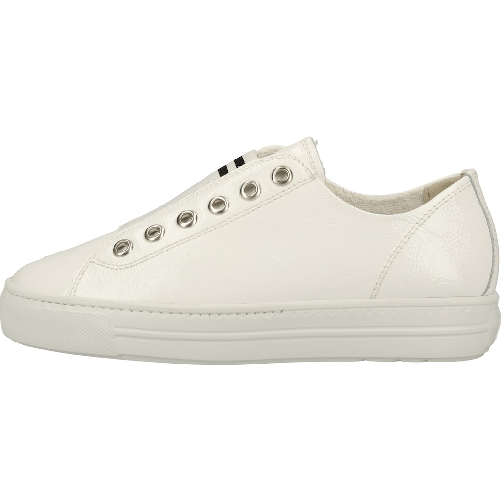 Paul Green Sneaker »Leder/Textil«
