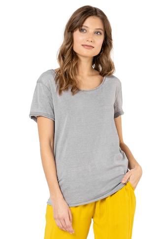 SUBLEVEL Rundhalsshirt, Vintage Damen T-Shirt kaufen