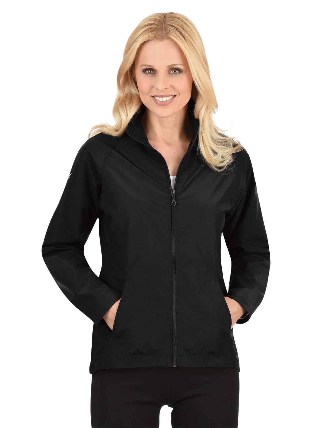 Trigema Raglanjacke aus Micronyl | Bekleidung > Jacken > Trainingsjacken | Trigema