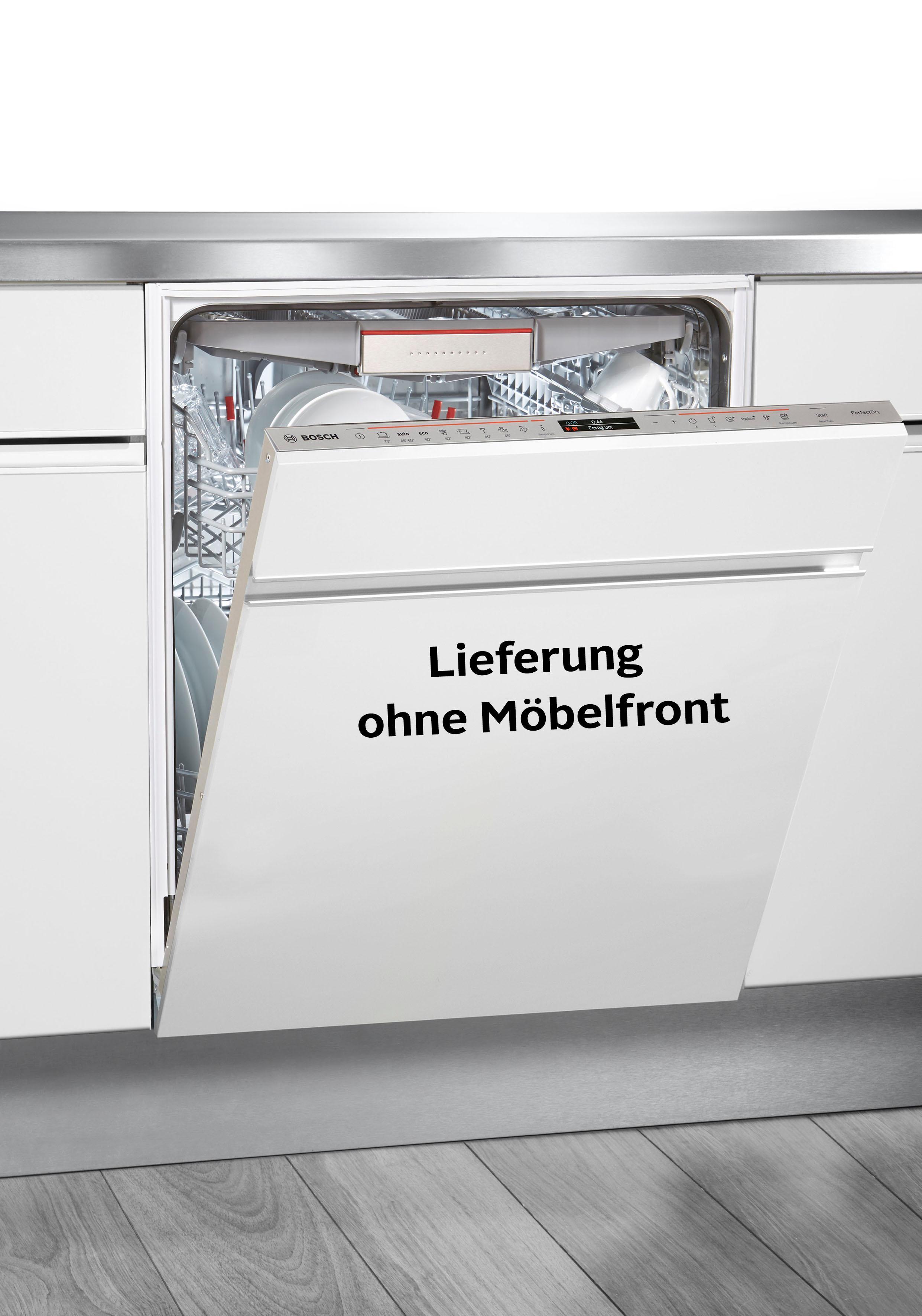 BOSCH vollintegrierbarer Geschirrspüler Serie 6 95 Liter 14 Maßgedecke   Küche und Esszimmer > Küchenelektrogeräte > Gefrierschränke   Bosch