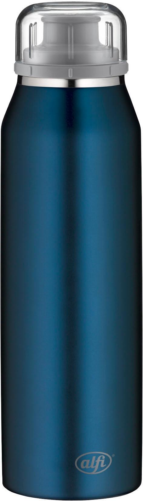 Alfi Thermoflasche Pure, 500 ml blau Campinggeschirr Camping Schlafen Outdoor