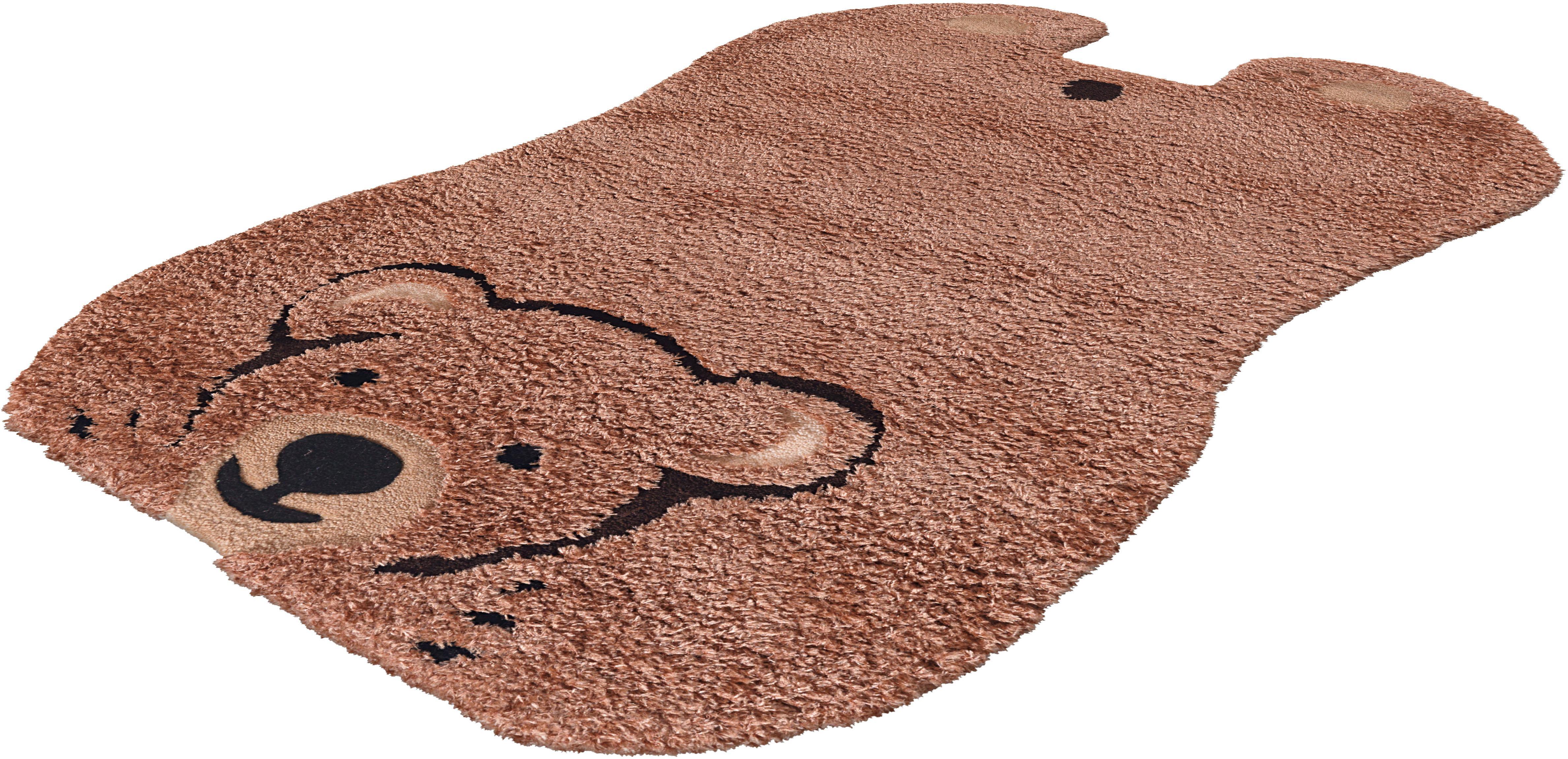 Kinderteppich Joy 4212 Arte Espina fellförmig Höhe 16 mm handgetuftet