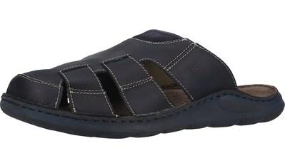 Josef Seibel Pantolette »Leder« kaufen
