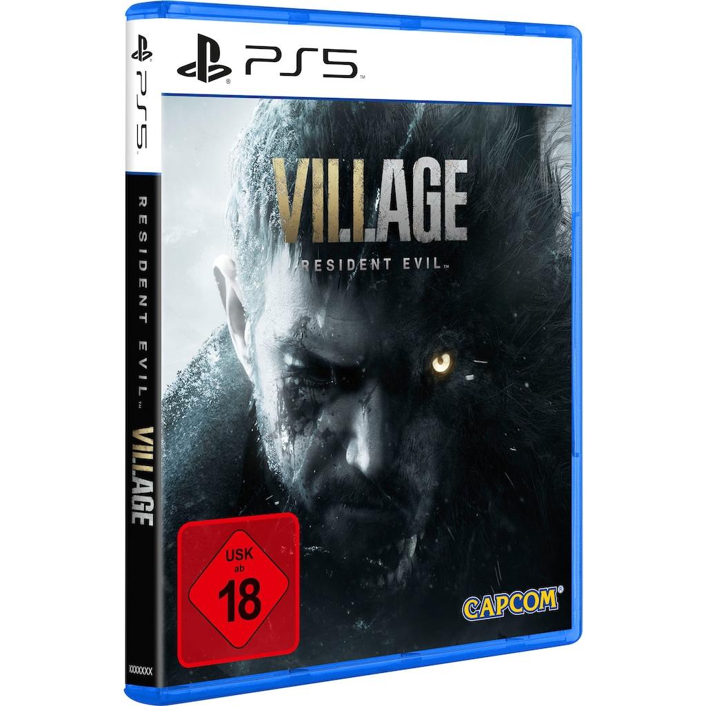 Capcom Spiel »Resident Evil Village«, PlayStation 5